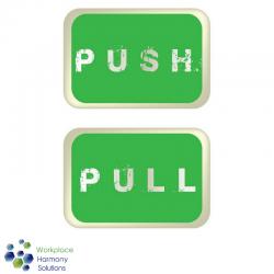 The push or pull method of leadership