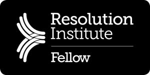 Resolution Institute Fellow Logo